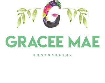 Gracee Mae Photography Business Logo