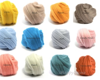 Merino Unspun Wool Wool for Felting Extreem Knitting Super Chunky Yarn UK Seller