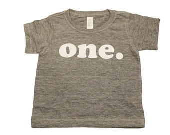 one. shirt