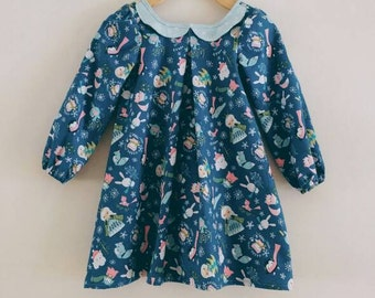 Pretty little bow dress