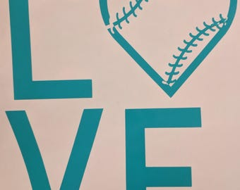 Love Baseball/Softball