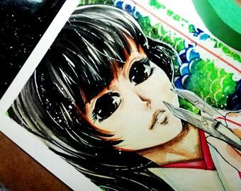 COMMISSION Style 4 - CUSTOM ART
