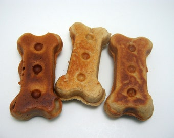 Canine Cookies Handmade Dog Treats Dog Biscuits Dog Treats Dog Bones Puppy Treats Dog Lover Gift 12oz