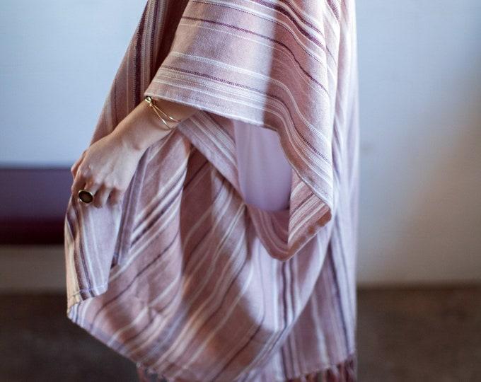 Blush Handwoven Kimono