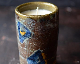 Triangles Candle – Lilac scent