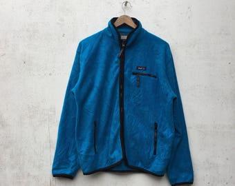 Vintage PENFIELD Warm Jacket Rare PenField Fleece Jacket Medium Size #735