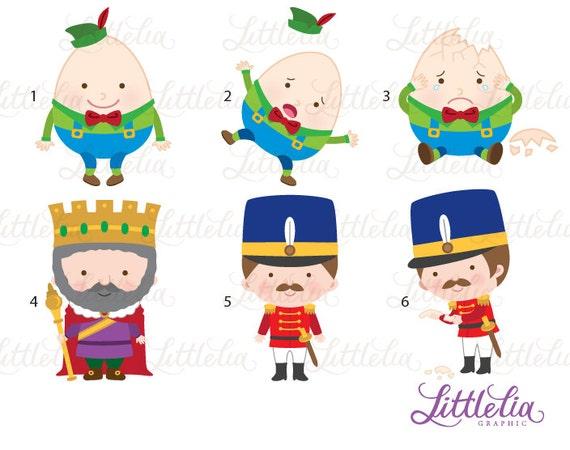 humpty dumpty clipart nursery rhyme clipart 16010 rh etsy com humpty dumpty wall clipart humpty dumpty wall clipart