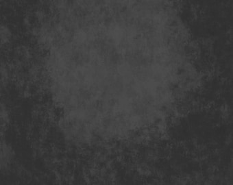 Old Master Dark Grey Photography Backdrop In Vinyl (V8012)