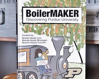 Purdue Gift - Purdue Boilermakers - Purdue Book