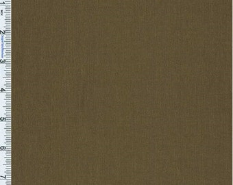 Yellow Bronze Shimmer Polyester, Fabric By The Yard