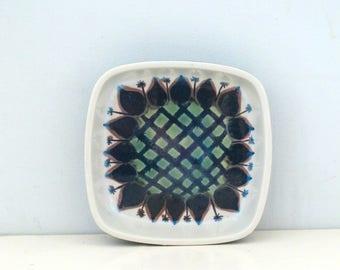 Danish Modern Pottery Dish by Marianne Johnson for Royal Copenhagen Fajance