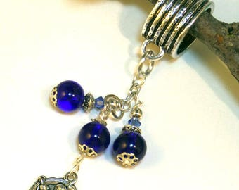 Scarf Charm - Passover Scarf Charm - Jewish Gifts - Gifts for Her - Jewish Gifts