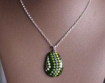 Jewellery Necklace N84 Rainforest