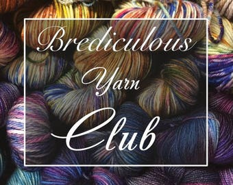 Yarn Club, hand dyed yarn, handdyed yarn, hand dyed sock yarn, handdyed fingering yarn, hand painted yarn, cashmere yarn, BFL yarn