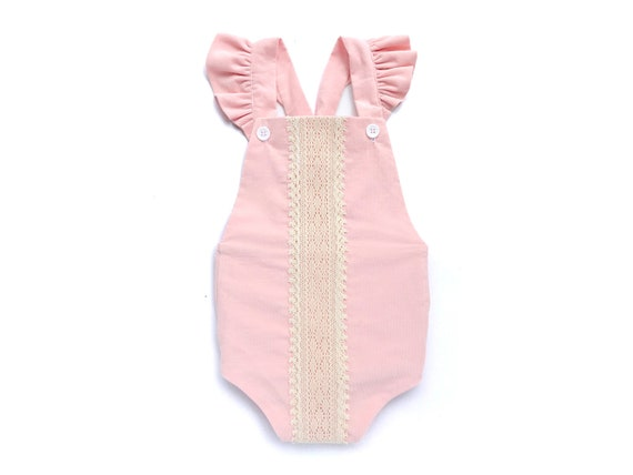 Pink Baby Girl 1st Birthday Outfit