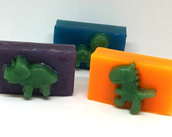 3pc Dirty Dino Soap Gift Set - 3pc Children and Kids Soap