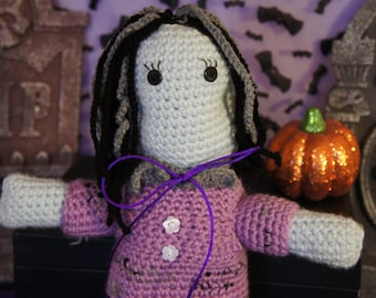 Halloween Doll Ghost Girl
