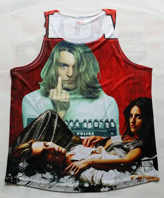 Blow Tank Top sublimation T shirt M43GjwokPl
