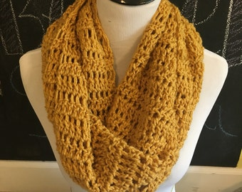 Sungold Infinity scarf