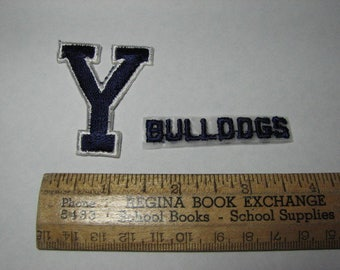 Yale University Bulldogs patch