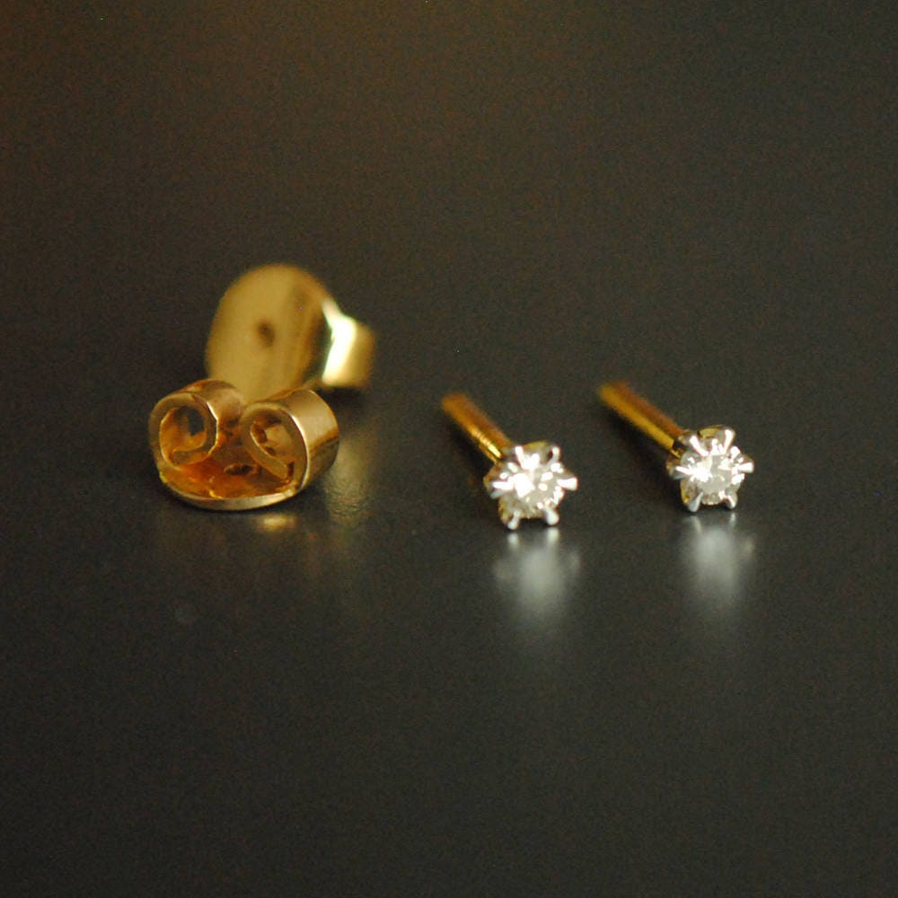 close loading jewelry llc flower diamond white silver by colette gold large small earrings
