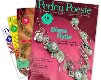 1-Year Subscription to Perlen Poesie Quarterly - Free US Shipping
