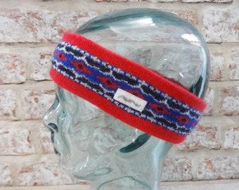 Steffner Headband Retro 80's Approx.42cm x 6cm Winter Vintage