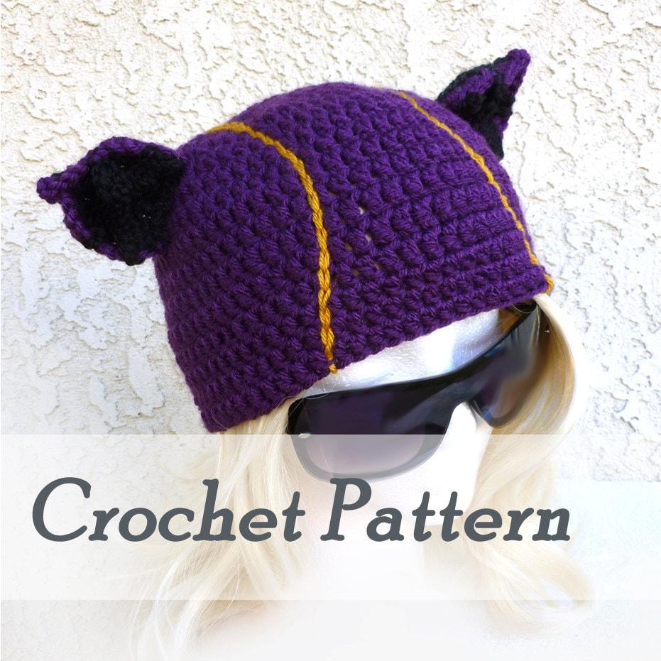 Crochet Pattern Instant Download Kennen hat League of Legends ...