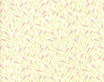 Moda THE FRONT PORCH Quilt Fabric 1/2 Yard By Sherri & Chelsi - Ivory 37543 11