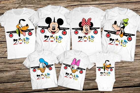 You can buy the 2018 Disney Family Shirts here