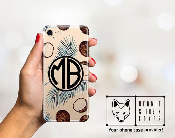 initials phone case iphone 8