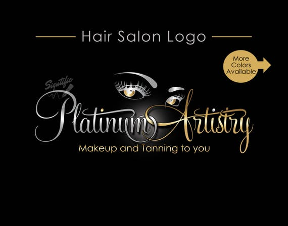 Makeup Artistry Logo, Custom Logo, Logo Design, Makeup Artist Logo, Logo, Logo Custom, Beauty Salon Logo, Graphic Design, Branding Designer