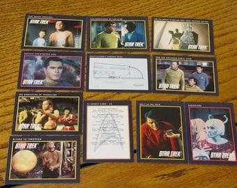 Star Trek Trading Cards Impel 1991