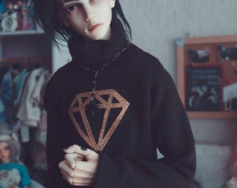 LIMITED BJD Diamond Sweater