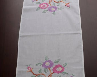 Wasillia Spring Flower Cloth