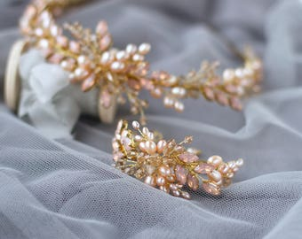 Wedding bracelet | Pearl bracelet | Freshwaterpearl braselet | Wedding bracelet | Bridal jewelry FREE SHIPPING