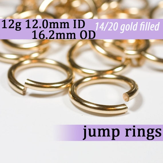 How Many Jump Rings Are In An Ounce