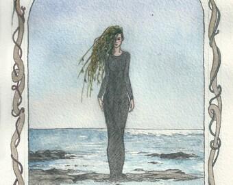 Circe - A5 Fine Art Print