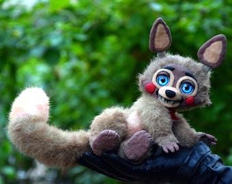 Fina the fennec fox