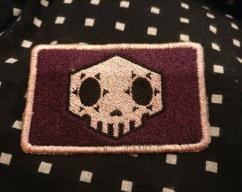 Overwatch Sombra Patch