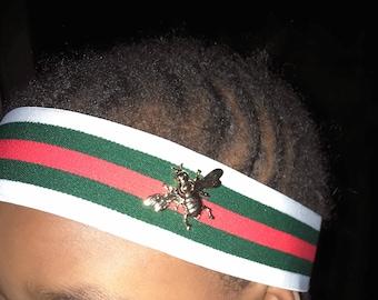 Gucci Inspired Bee Headband