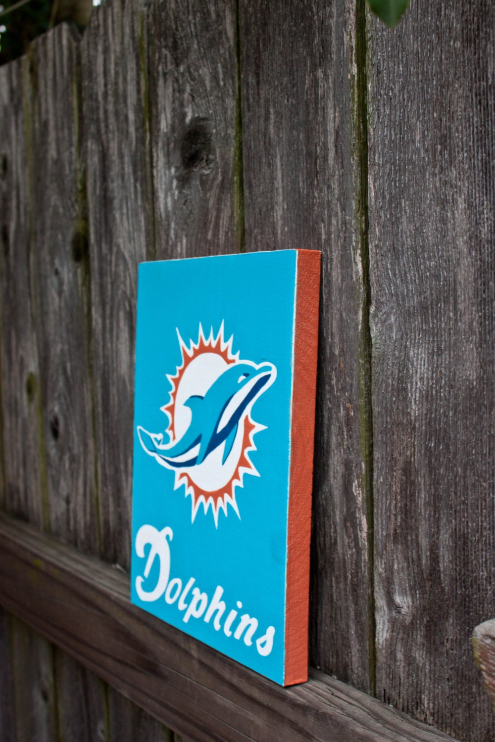 Miami dolphins painting miami dolphins sign miami dolphins zoom voltagebd Choice Image
