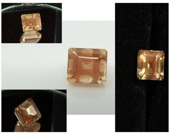 Oregon Sunstone / Gold Schiller Sunstone 4.7ct gemstone