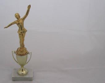 Ice Skating Trophy