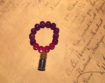 SALE   Fairy dust beaded childrens bracelet