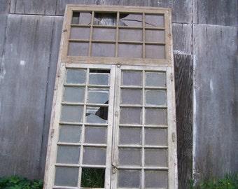 salvage mediterranean door circa 1940\u0027sindustrial doorrustic old doordoor with glass & Salvaged doors | Etsy