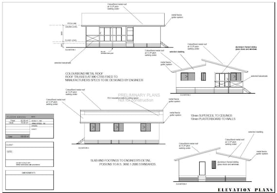 Three Bedroom Country House Plans Timber Floor | 100 M2 3 Bedrooms On  Stumps Plans | Concept House Plans For Sale / 3 Bedroom Plans