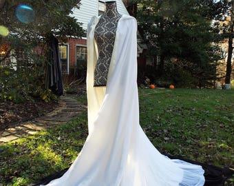 Simple Elegance Bridal Cape