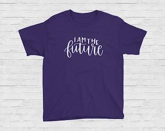 I am the Future Kid's Shirt