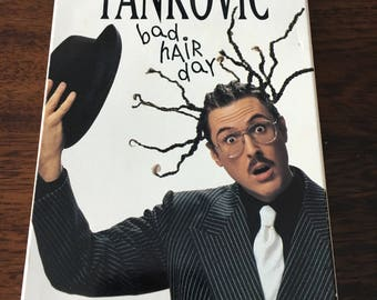 Weird Al Yankovic Bad Hair Day VHS